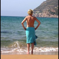 My Gf Britt In Sardegna 3