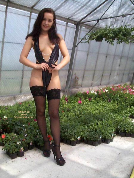 Pic #5 - Naked At The Garden Centre