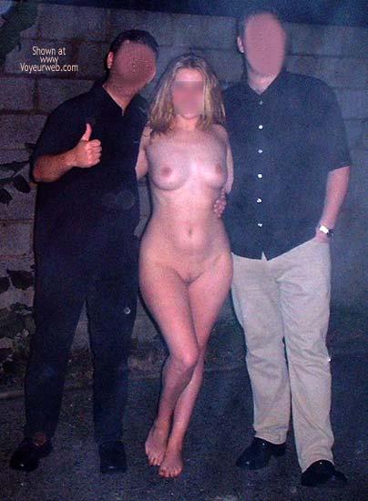 Pic #1 - JJ Nude in Public
