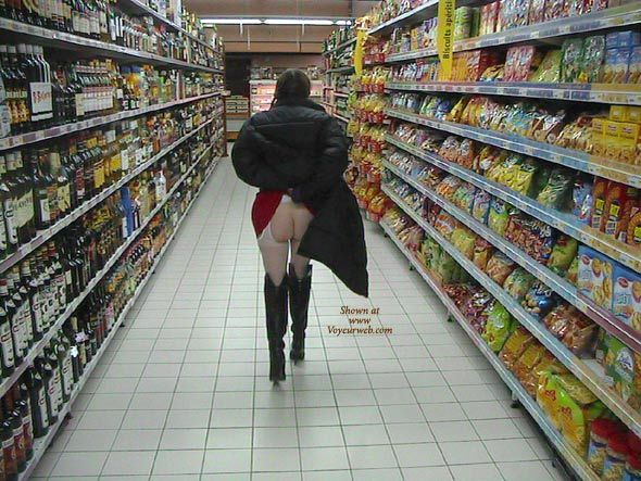 Pic #1 - Going shopping , Wanted Tyo Go To Local Supermarket And Try Out  For Some New Shots<br />hope You Like Them