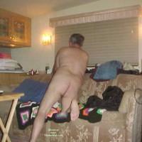 Always Naked Around The House