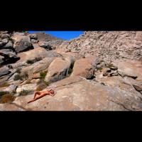 Tina On The Rocks Part.2