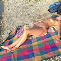Nude Beach Southern Germany