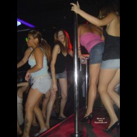 Club Hotties Upskirt