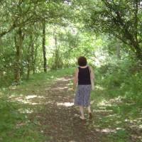 Public Footpath Walk