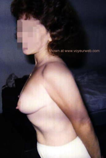 Pic #1 - My Wife showing