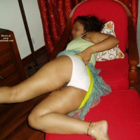 Maduri - Indian Wife After Hitting The Clubs 3 Of 5