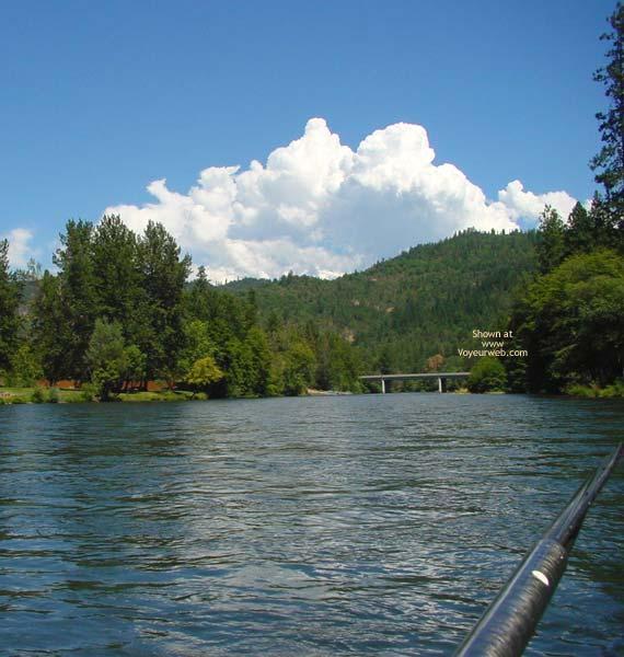 Pic #1 - Lai Fong Hard Nipples? The River