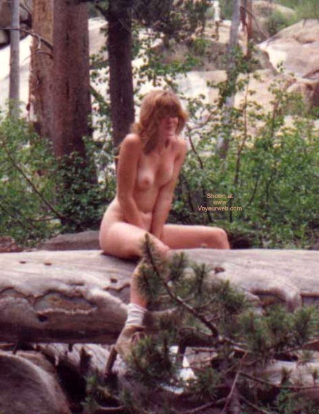 "Pic #2 - Who Needs Clothes While Hikin""?"