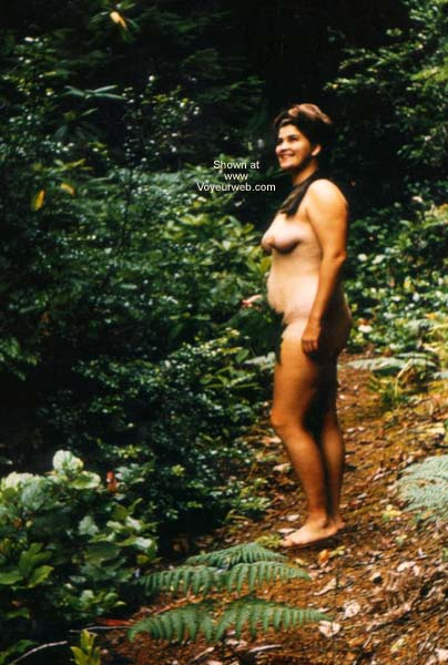 Pic #2 - Lynn in The Forest