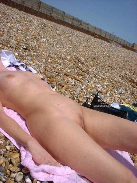 Pic #6 - Brighton Beach With Guernsey Tart