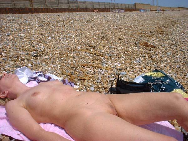 Pic #7 - Brighton Beach With Guernsey Tart
