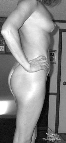 Pic #6 - My 44yo Wifes Hard Nipples