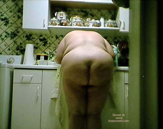 Pic #4 - WF Wife Washing Hair 1