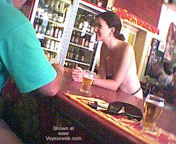 Pic #3 - Aussie Bar Girl