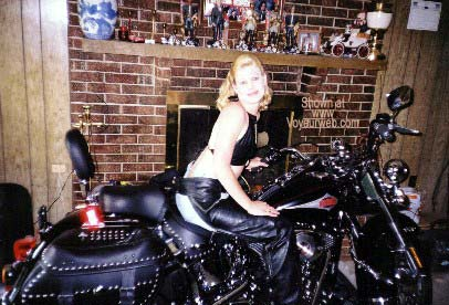 Pic #2 - My Harley Honey