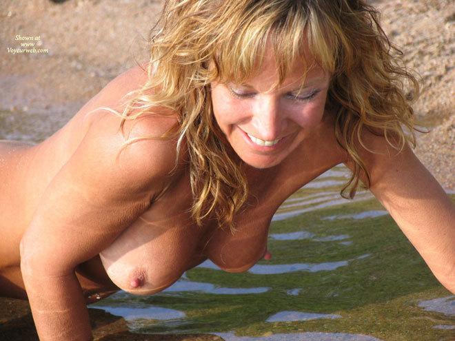 Pic #4 Leah...wet