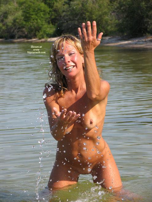 Pic #9 Leah...wet