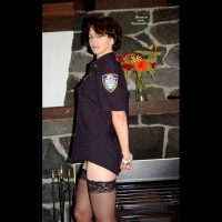 Willow In Uniform - uniform porn