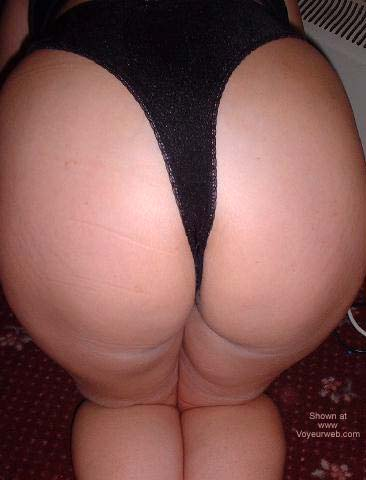 Pic #1 - WF Wifes New Thong