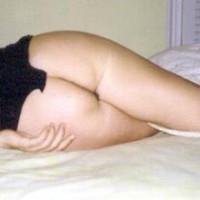 Pepa Nice Back Sleeping