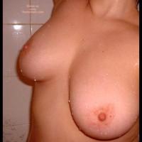 Alli In The Shower, Part2
