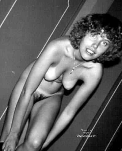 Pic #6 - Veronika in Black and White