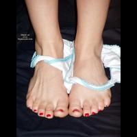 Feet Fetish - Sexy Panties