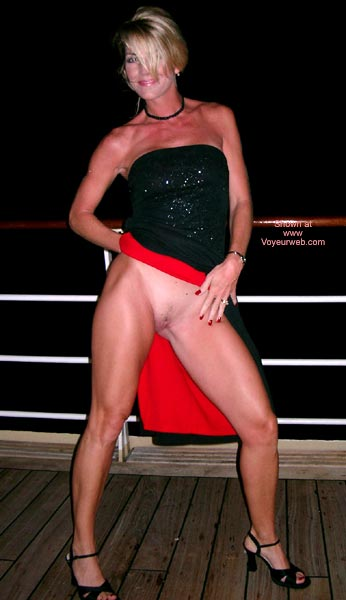 Pic #2 - Meg, Takes A Cruise
