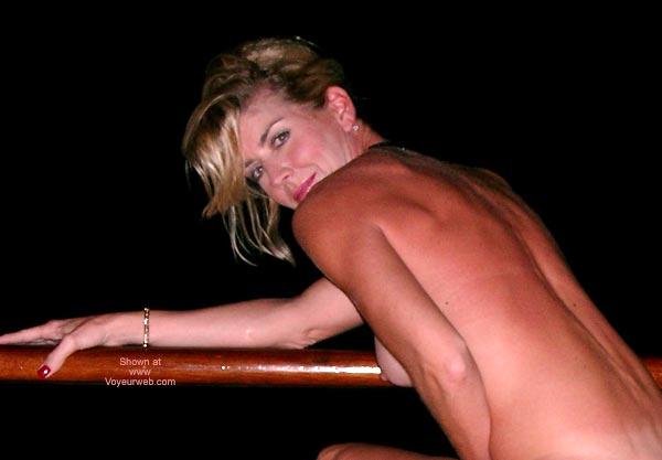 Pic #6 - Meg, Takes A Cruise