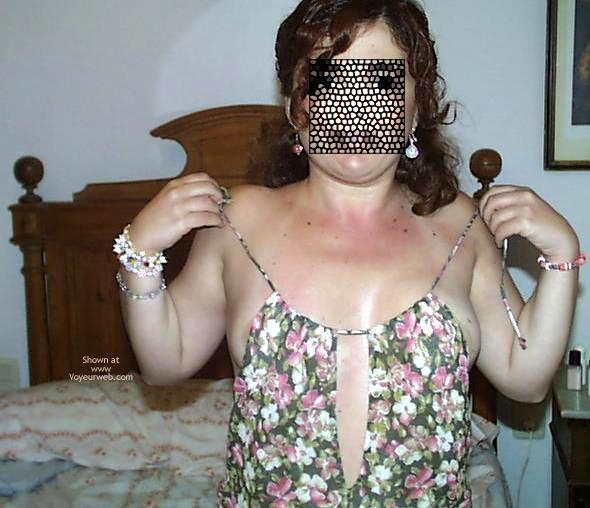 Pic #4 - Madrilenya Con Vestido De Fiesta
