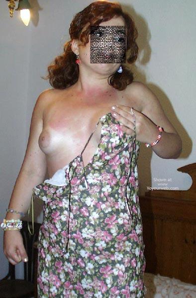 Pic #7 - Madrilenya Con Vestido De Fiesta