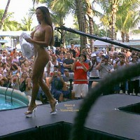 South Beach Miami Hot Body Contest