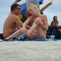 Ok One More Set - Nude Beach