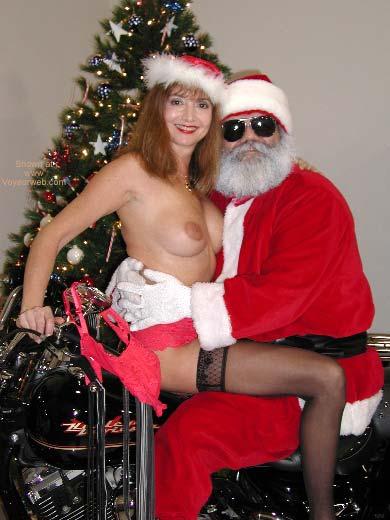 Pic #1 - *SN Natalie Visits Santa