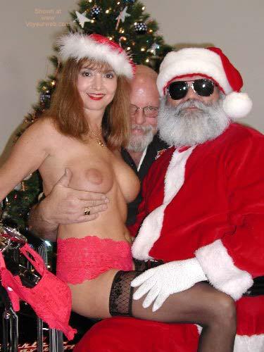 Pic #2 - *SN Natalie Visits Santa