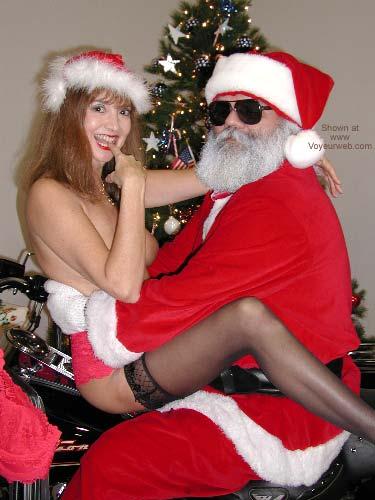 Pic #3 - *SN Natalie Visits Santa