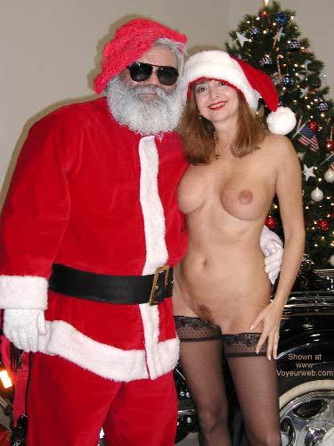 Pic #10 - *SN Natalie Visits Santa