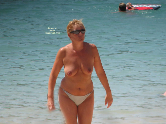 Pic #1 - For Breast Lovers 7 , A Very Nice And Sensual Women. Unforgetable !!!!