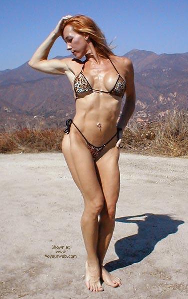 Pic #1 - Kim4kate Kimmy On The Mountain