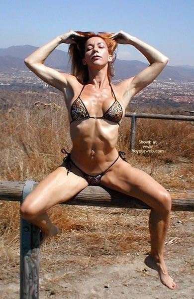 Pic #3 - Kim4kate Kimmy On The Mountain