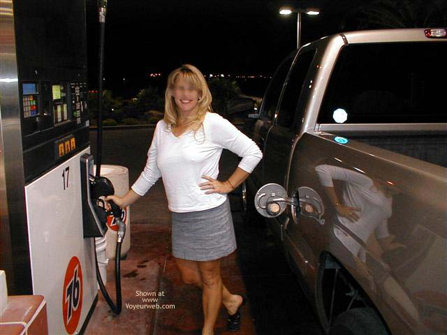 Pic #1 - *GS Vikki at The Gas Station