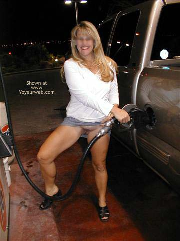 Pic #4 - *GS Vikki at The Gas Station