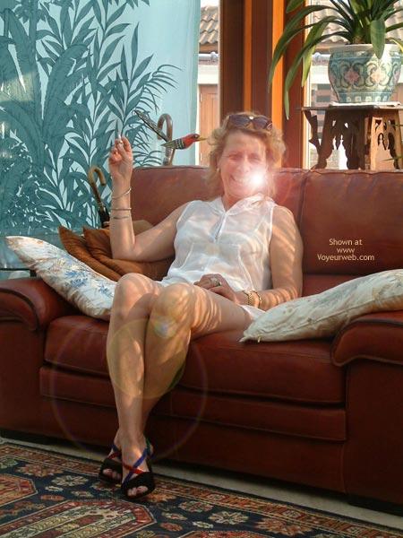 Pic #1 - My Wife Is 46 Yo In My Veranda