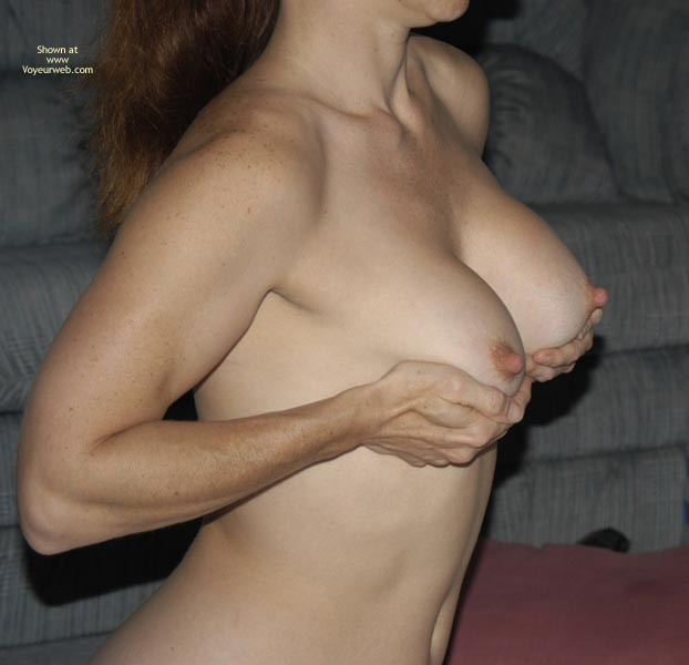 Pic #1 - *Mn Shyflasher Great Nipples 1st Time