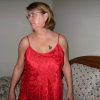 Shelia At 62 Back