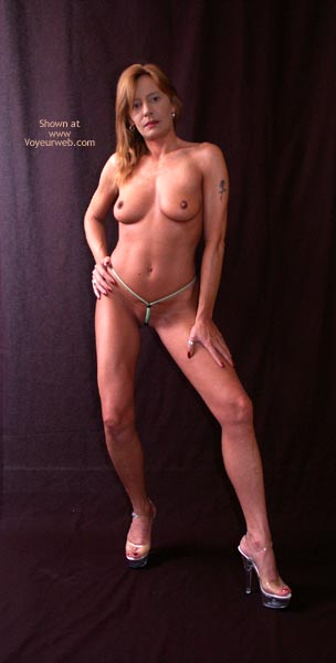 Pic #1 - Susy Rocks My Smalest G-String