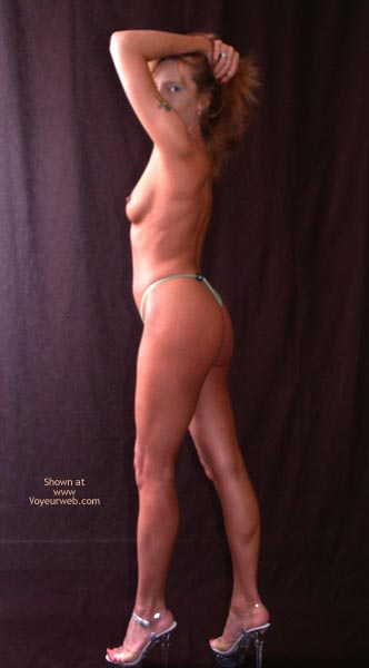 Pic #2 - Susy Rocks My Smalest G-String