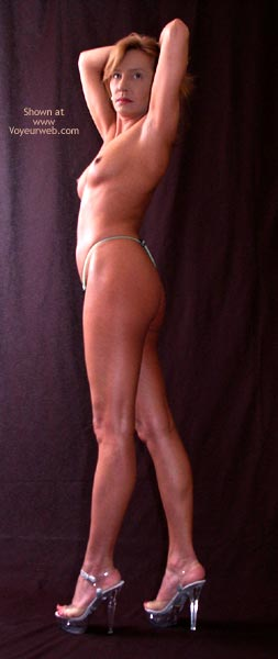 Pic #3 - Susy Rocks My Smalest G-String