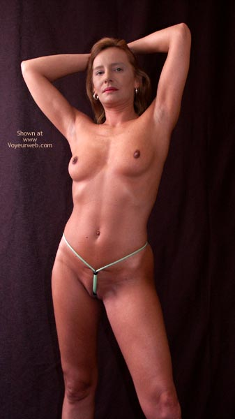 Pic #4 - Susy Rocks My Smalest G-String